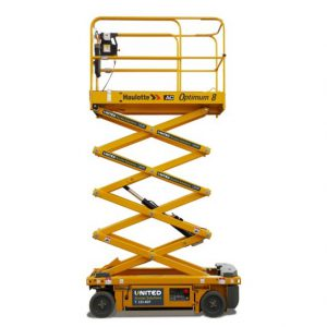 Scissor Lifts (Electric and Diesel)